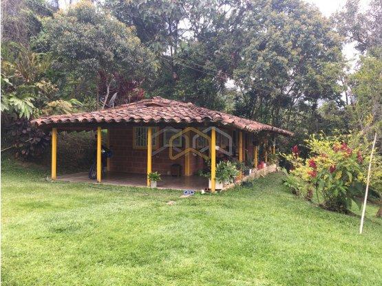 Vendo Finca 3 cuadras Cocorná Vía Med- Bogota