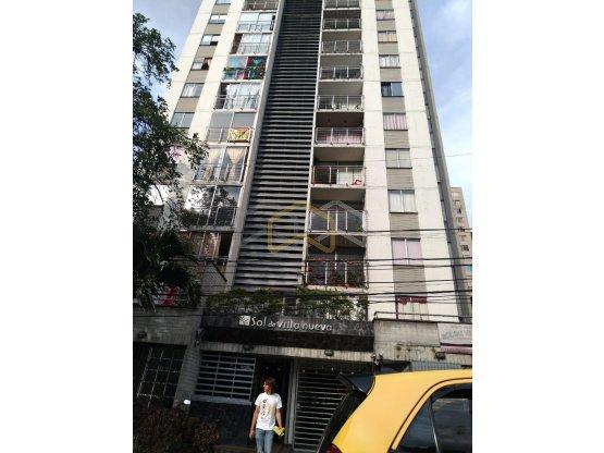 Arriendo- vendo Apartamento  Villa Nueva