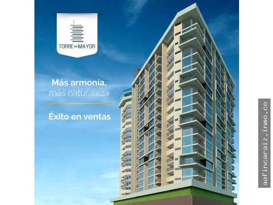 Se vende apartamento sobre Planos en Bucaramanga