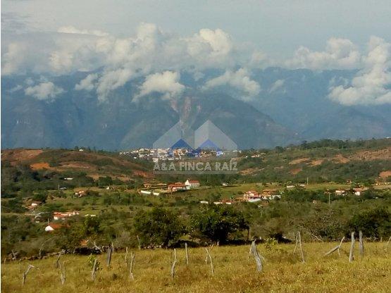 VENDO Terreno de Dos Hectáreas en Barichara