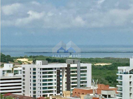 A la Venta Pent House Altos de Riomar Barranquilla