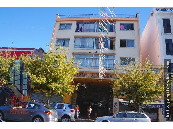 Gran departamento Central Duplex 4D 2-3B