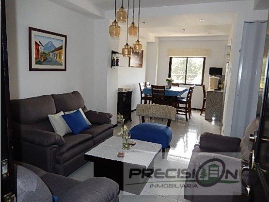 Apartamento en venta en zona 16, Edificio Solaria