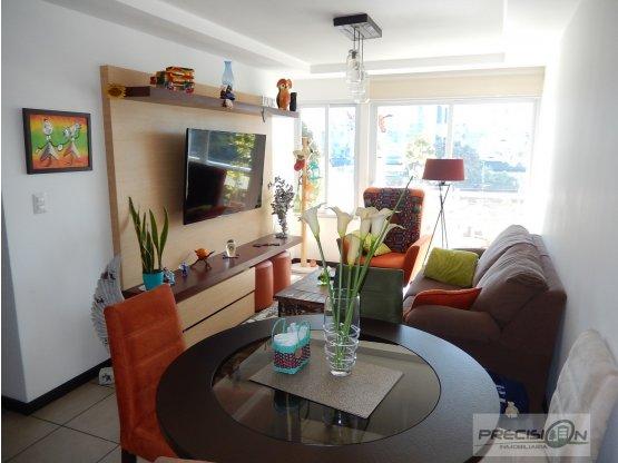 Apartamento Amueblado en zona 13, Villa Positano