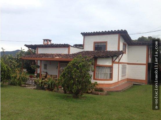casa finca en venta Rionegro vía al carmen CH