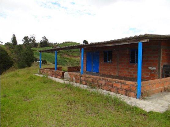 casa lote en venta san Vicente Antioquia FR2