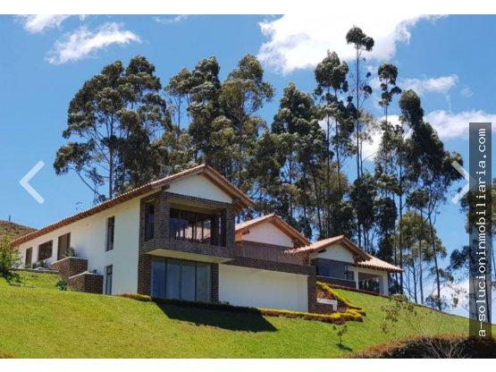 casa finca en venta Rionegro sector Aero 04979