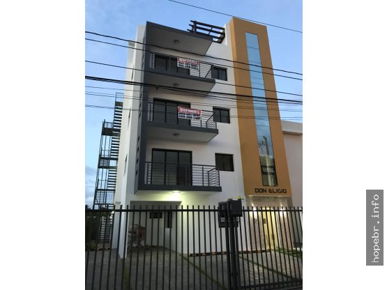 Apartamento 3er Nivel a Estrenar Cerca del HOMS