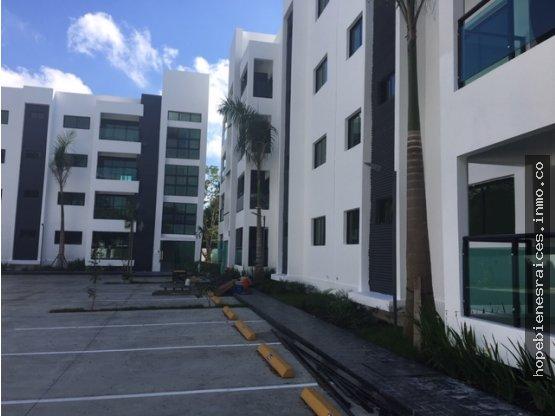 Vendo apartamento a estrenar con 116 m2