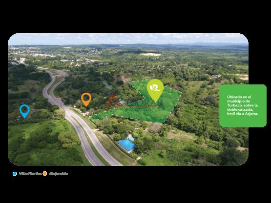 Proyecto Turbaco Lotes y Casas La Reserva