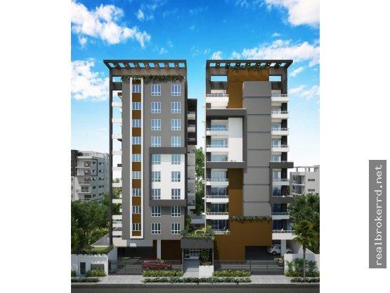Apartamento en venta en Evaristo Morales, Sto Dgo