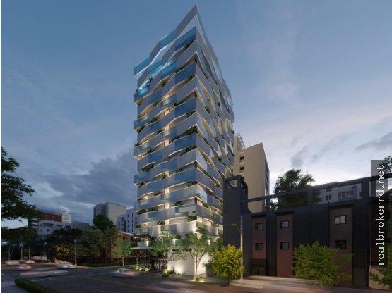 Venta de Penthouse en Piantini Santo Domingo