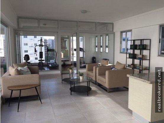 Venta de Apartamento en paraíso, Santo Domingo