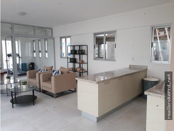 Alquiler de apartamento en Paraíso, Santo Domingo