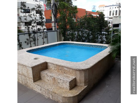Alquiler de Apartamento en Piantini, Santo Domingo