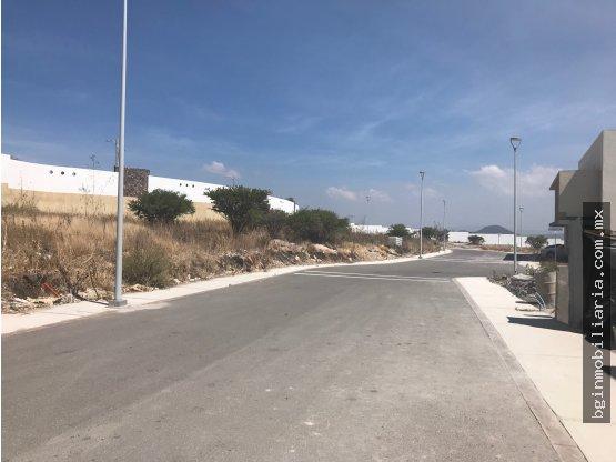 Terreno en Zibata Queretaro Garambullo 300.02m2