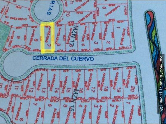 Residencial Los Encinos terreno 150.16m2