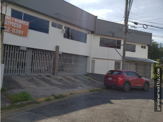 Edificios en alquiler/venta en San Pedro, San José