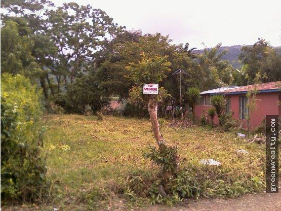 Venta de Lote en Tucurrique Cartago