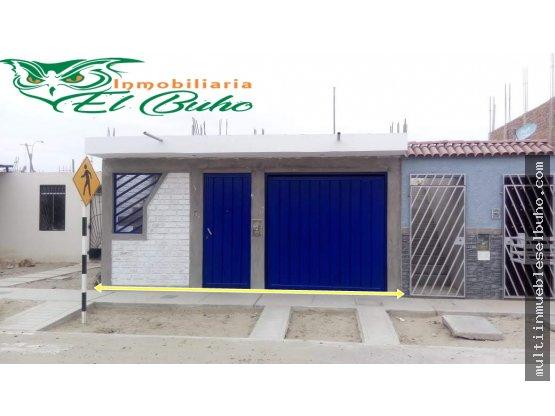 VENDO CASA EN URB. PLANICIE DE PIURA