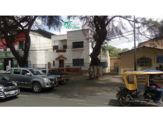 ALQUILO CASA - LOCAL COMERCIAL EN PIURA