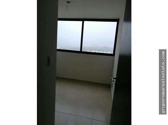 nuevo y lujoso apartamento en carrasquilla 3H 2B