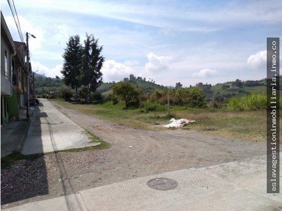 Venta lote en Villamaria, Caldas