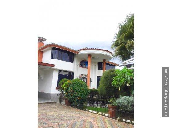 Vendo Casa en San Rafael 729m2 Area terreno 2370m2