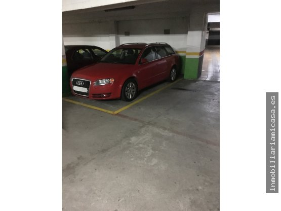 Garaje muy céntrico