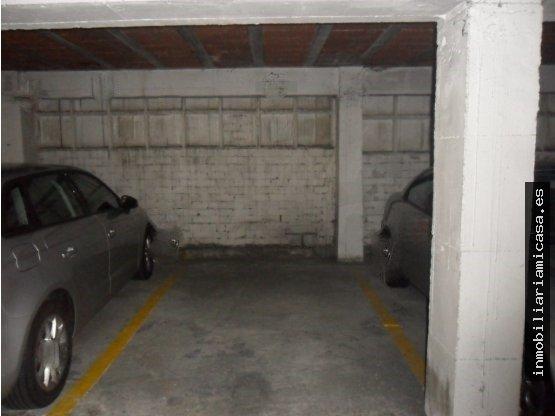 Plaza de garaje céntrica en venta