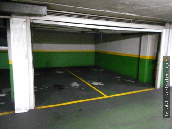 Plazas de garaje céntricas