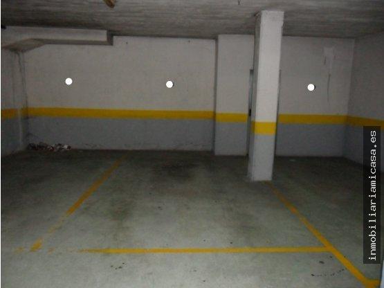 Plaza de garaje céntrica