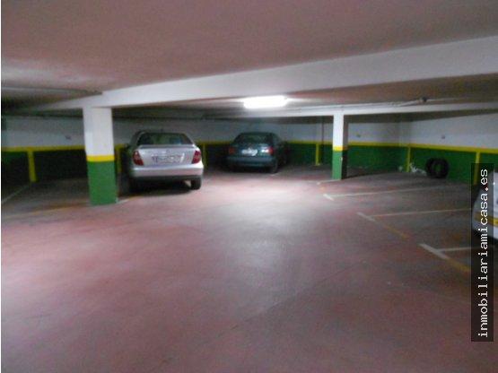 Dos plazas de garaje céntricas