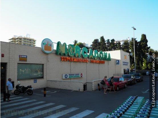 Supermercado Mercadona en Venta