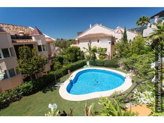 Penthouse en Nueva Andalucia
