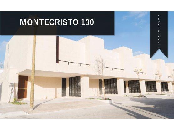 TOWNHOUSES MONTECRISTO 130 MÉRIDA