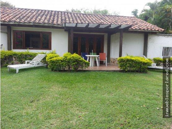 Venta/Renta Casa Campestre Indpte En Dapa Km 1