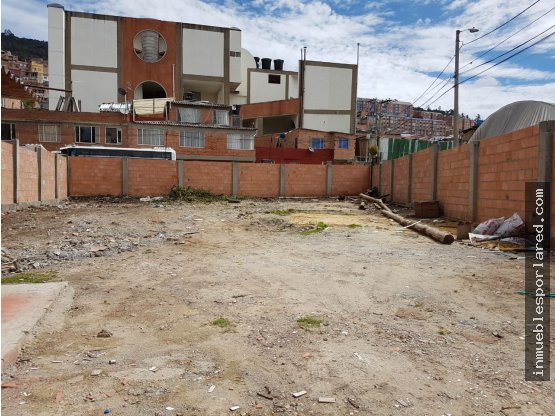 Venta Lote Comercial En Usaquén Bogotá