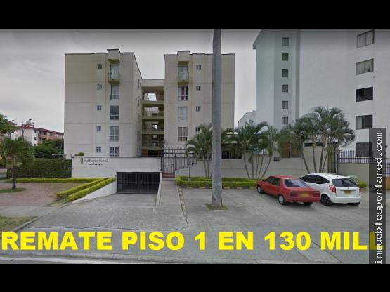 REMATE Apto Piso 1 73 m2 En Unidad Refugio Real