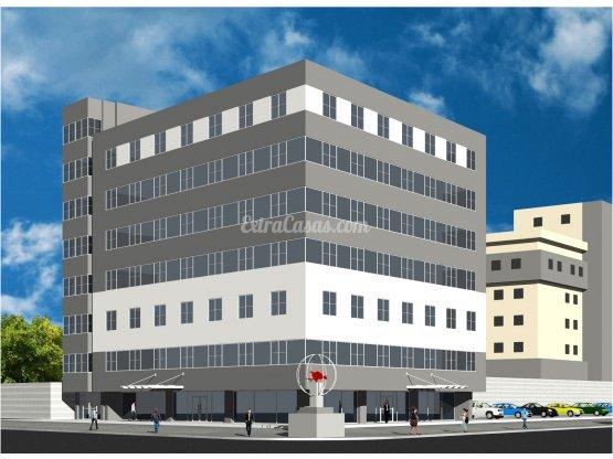 Santo Domingo,Centro Ciudad Edificio en Alquiler