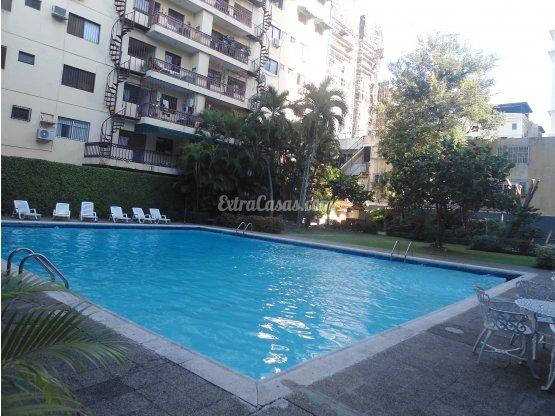 Apartamento amueblado en Piantini Santo Domingo