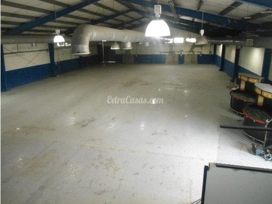 Zona Industrial de Herrera Alquiler Nave 750mts
