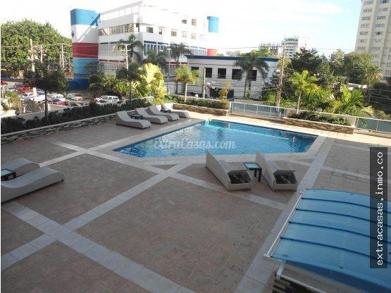 Apartamento Amueblado en alquiler en La Esperilla