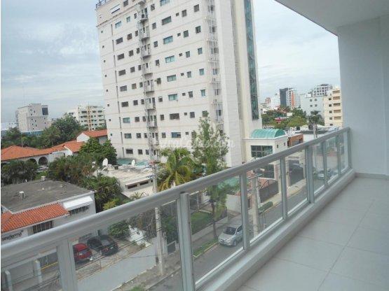 Apartamento en Venta en la Evaristo Morales