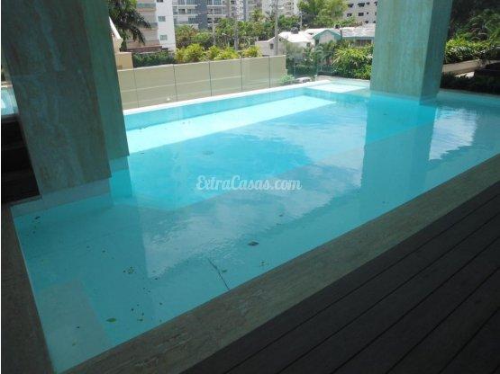 Apartamento en Alquiler en Piantini Santo Domingo