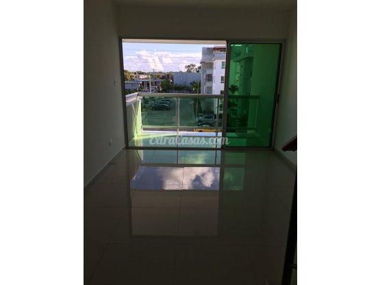 Apartamento en venta en Ave. Rep. de Colombia