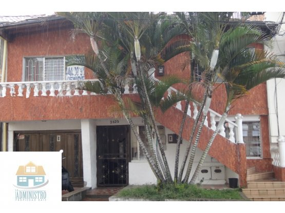 Casa en Venta en Medellin - Santa Monica