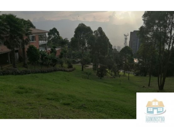 Lote en Medellin Parcelación Palmeira