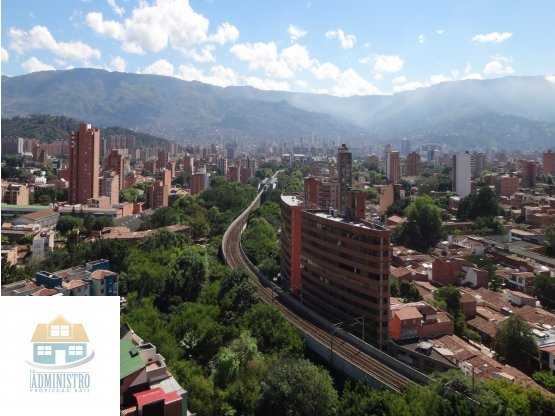 Apartaestudio en Medellin La Floresta