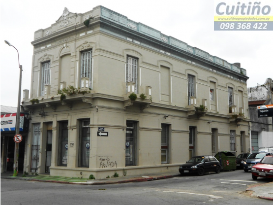 Local comercial en venta Montevideo